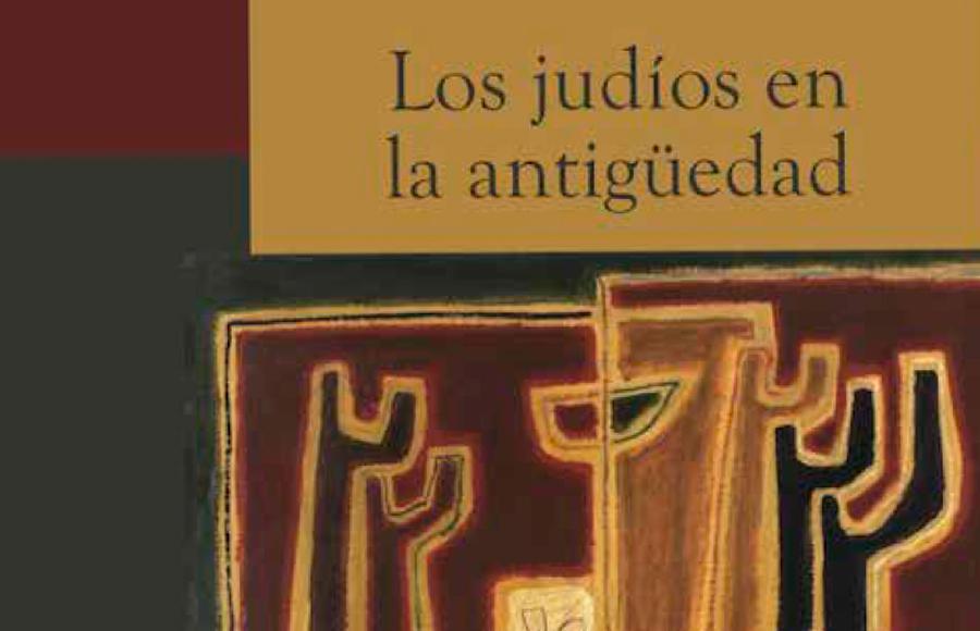 Presentación virtual del libro «Los judíos en la antigüedad»