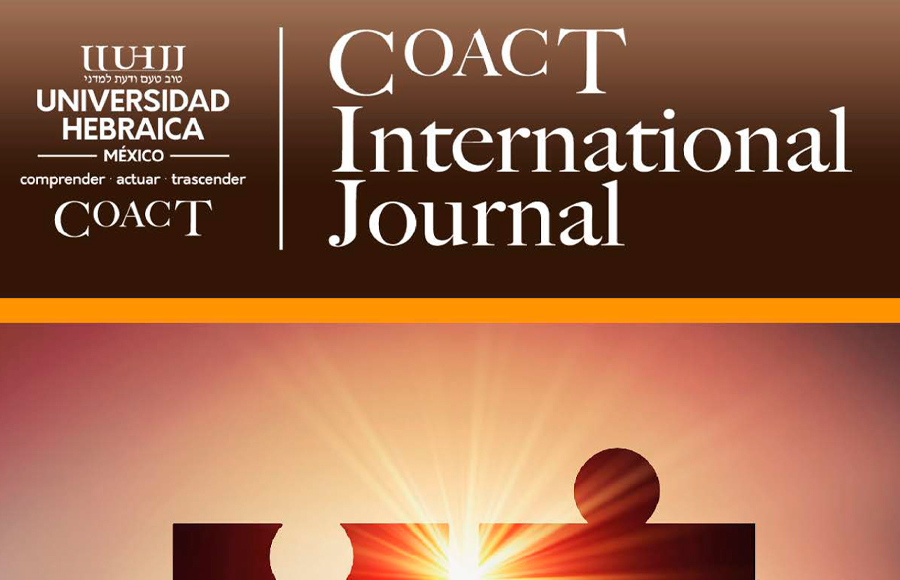 Presentación virtual del segundo número de su revista digital «COACT International Journal II»