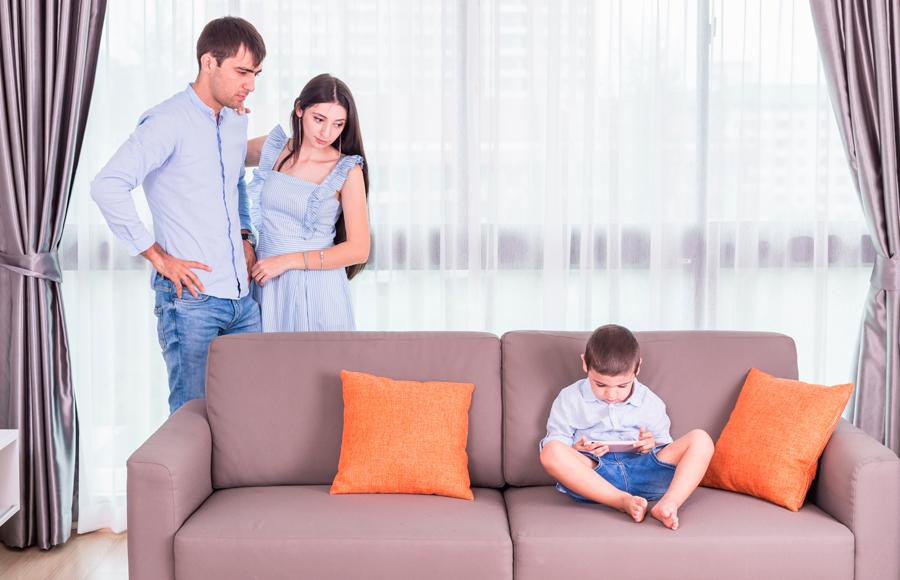 Seminario en línea «¿Qué significa ser padre/madre en un entorno de incertidumbre?»